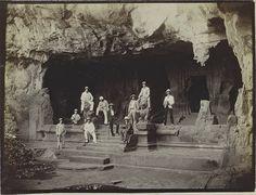 "Unbekannter Fotograf: Auf ""Elephanta"", 1895 (ETH-Bibliothek, Bildarchiv, Ans_05377-008-AL-FL)"