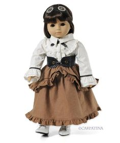 Camden Victorian Steampunk Doll Outfit