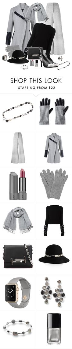 """""""Untitled #566"""" by christy-leigh-1 ❤ liked on Polyvore featuring Merona, STELLA McCARTNEY, Bite, L.K.Bennett, Vero Moda, McQ by Alexander McQueen, Tod's, Eugenia Kim, Ippolita and Chanel"""