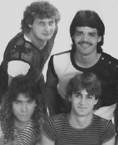Lodi band in the 80s