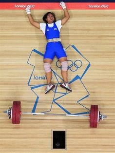 Photos - 2012 Olympics   London 2012 - Rattikan Gulnoi, Thailand, 58kg Weightlifting