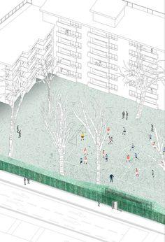 BARTLETT UG 1 the LIVING LABORATORY, Rikard Kahn, Year 3, Bartlett School of Architecture UG1 2014/2015 Tutors: Sabine Storp + Patrick Weber