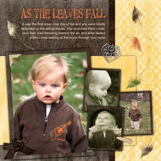 As the Leaves Fall by kygirl