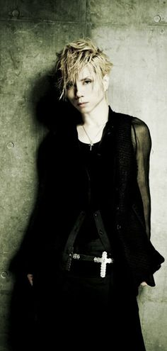Yasu Done With Life, Visual Kei, Record Producer, Rock Bands, Singer, Entertainment, Black, Clothing, Outfits