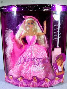 Dance N twirl Barbie