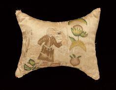 Pin cushion | Museum of Fine Arts, Boston American 18th century
