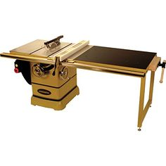cheap powermatic model 10 inch 5 hp 1 phase table saw with 50 inch accu fence and workbench