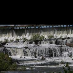 Morony Dam, Great Falls, Montana (lived there from 1997-2002)