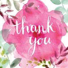 Tickled Pink - Thank you card you can print or send online. Choose from hundreds of thank you cards & thank you notes. Thank You Card Template, Free Thank You Cards, Card Templates, Birthday Greetings, Birthday Wishes, Birthday Cards, Happy Birthday, Birthday Quotes, Thank You Wishes