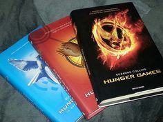 My favourite trilogy. :3 #hunger #games #very #good #book #nerd