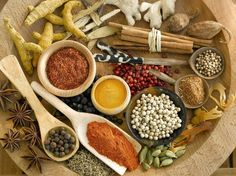 """Herbs and Spices Beginning with """"A"""" to """"H"""" in Eastern European Cooking"""