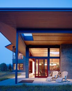 Indian Springs Ranch Residence by Carney Logan Burke