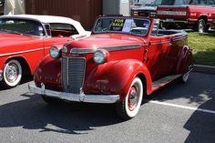 1938 Chrysler Royal | 1938 Chrysler Royal convertible sedan | Flickr - Photo Sharing!