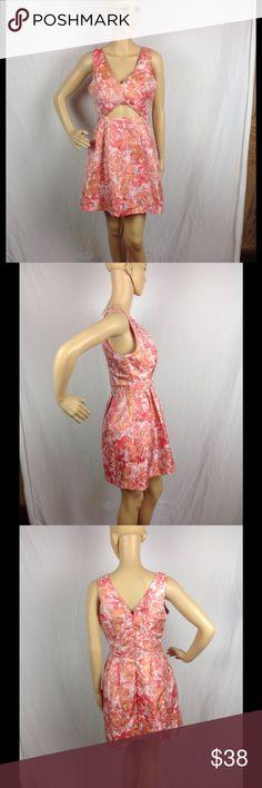 Sans Souci Floral Dress Medium Excellent pre-owned condition!!! 😍😍😍 Sans Souci Dresses