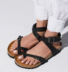 Because your feet deserve👏 to 👏 be 👏 free! Birkenstock Yara Sandals 9487927c0