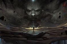 The Way of Kings - Stormbless by krhart.deviantart.com on @deviantART