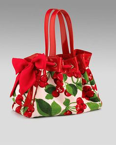 Cherry purse by Juicy Couture
