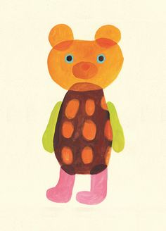 Build characters like in Twice Upon A Time, w/ that special layout paper  kuma -  hazuki miyahara