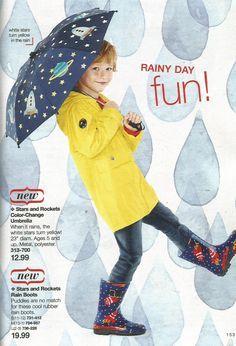 Stars & Rockets Umbrella & Rain Boots www.youravon.com/emilystephens