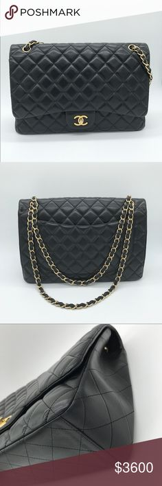 574c57cd5b48 Lighter and more capacity compared with double flap  ) CHANEL Bags