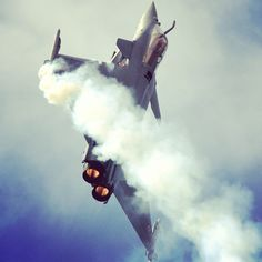 The French Air Force Dassault Rafale at RIAT 2012, RAF Fairford, UK
