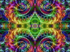 Psychedelic Complexity by Thelma1 on DeviantArt