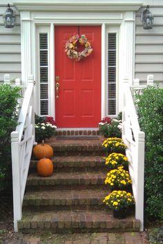 1000 images about house color ideas on pinterest front - Purple front door feng shui ...