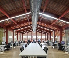 Gallery - Glass Gallery at the Kadar Media Lab Building / Geotectura Studio - 9