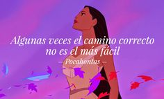 21 píldoras de sabiduría que nos regaló Disney y quizás no valoraste lo suficiente Sad Disney, World Disney, Disney Love, Disney Quotes Pocahontas, Sad Quotes, Movie Quotes, Life Quotes, Frases Disney, Texts