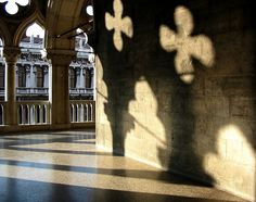 Piazza Ducale Shadows