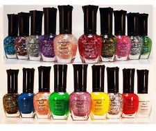 20 Kleancolor Nail Polish Over 236 Klean Colors LACQUER 0.5OZ EA FAST SHIPPING c