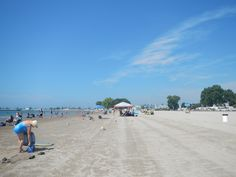 Nicest Beach on the North side of the lake! - Cobourg Beach, Cobourg Traveller Reviews - TripAdvisor