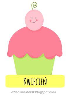 Kalendarz urodzinowy dla dzieci do pobrania. Winnie The Pooh, Kindergarten, Classroom, School, Blog, Minka, Nice, Drawings, Kindergartens