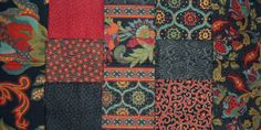 Symphony Collection  Moda   9 Fat Quarters  by TheKittyQuilter, $15.75