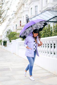 Rainy Day Lookbook — Mimi Ikonn