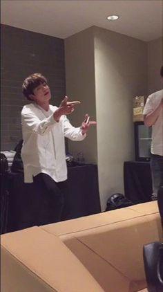 J-Hope, Jungkook and Rap Monster ❤ [RM Bday Bangtan Trans Video Tweet] #모니생일ㅊㅋ…