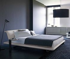 Fancy - Siena Bed by B Italia
