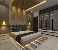 Ceiling Design Bedroom Ceiling design bedroom cooking with a meat smoker - Smoker Cooking Bedroom Furniture Design, Ceiling Design Bedroom, Modern Bedroom Design, Home Bedroom, Bedroom False Ceiling Design, Wardrobe Design Bedroom, Luxurious Bedrooms, Modern Bedroom, Bedroom Ceiling