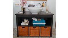 make your own bathroom vanity