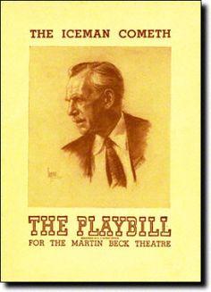 The Iceman Cometh Playbill - Dec 1946