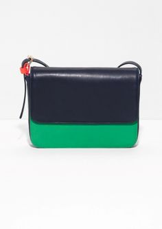 & Other Stories | Clare Vivier Leather Shoulder Bag