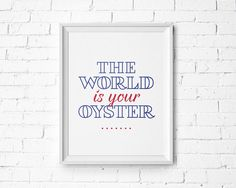 PRINTABLE  Nautical Wall Art The Cranberries Music by SherryWither