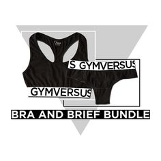 Want to win a free Bra and Brief Set in your colour choice?  Tag 3 friends in the comments below and make sure to follow @gymversus to be in the chance to win our Bra and Brief Bundle!  Set to restock early next week at very long last! We know some of you have been waiting since the end of last year to get yours!  Now available in both Black Grey and White! We can't wait to release these! Winner announced tomorrow morning 9am (GMT). Shape Your Future  #gymversus #shapeyourfuture #activewear…