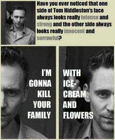 zhora-salome: lolawashere:   Tom Hiddleston adivina que...