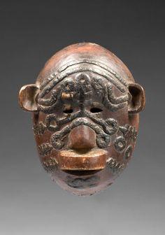 South African Art, Art Africain, African Masks, Sculpture, Tribal Art, Headdress, Museum, Afro, Beauty