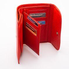 Women Leather Wallet by DERIBAZAAR on Etsy https://www.etsy.com/listing/221082596/women-leather-wallet