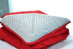 When the color is the perfect fire engine red, you must name the blanket Fire Engine! This blanket has a gray minky interior with a red cotton exterior. This looks great with our black and white designs like New York, New York, Checked Out and Dash. Red Blanket, Minky Blanket, Kid Beds, Bunk Beds, Beddys Bedding, Zipper Bedding, Red Bedding, Black And White Design, Make Your Bed