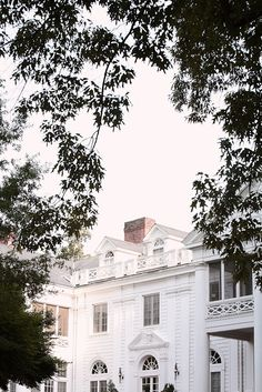 The Duke Mansion, Charlotte, NC.  I love the homes in Charlotte, such charm!!