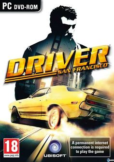 Order Driver San Francisco XBox 360 used game available to buy for sale. San Francisco, Playstation, Videogames, Dj Shadow, Crime, Xbox 360 Games, Xbox Live, Unique Cars, Soundtrack