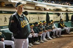 RIP Philip Seymour Hoffman.  Gone too soon.  (As the A's manager in Moneyball)